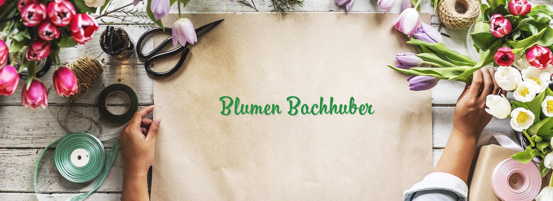 Blumen Bachhubers Florale Welten, Ihre Gärtnerei in Zwiesel