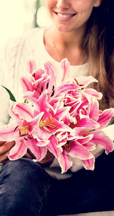 Blumen versenden