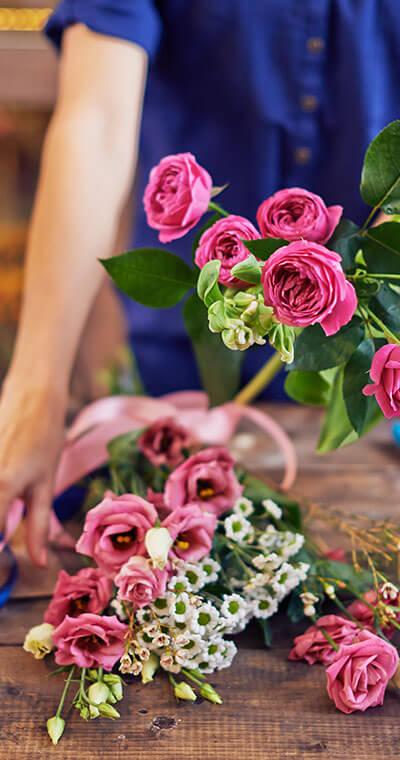 Blumensträusse für jeden Anlass bei Blumen Bachhubers Florale Welten in Zwiesel